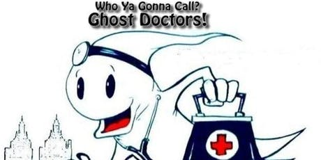 Ghost Doctors Ghost Hunt American Museum of Natural History-Sun- 10/13/19 tickets
