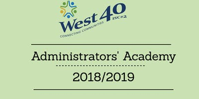 Administrators' Academy: Teacher Evaluator Competency Skill Building for Pre-Qualified Teacher Evaluators: Focus on Domain 2 and 3 of the Danielson Framework - AA 1448
