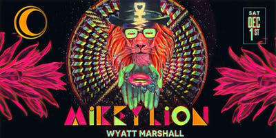 Mikey Lion of DESERT HEARTS on Sat Dec 1st @ The Circle OC