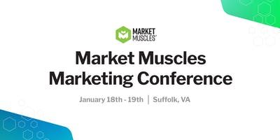 Market Muscles Marketing Conference 2019