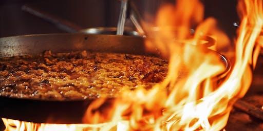 Jaleo Bethesda Cooking Class - Paella Festival