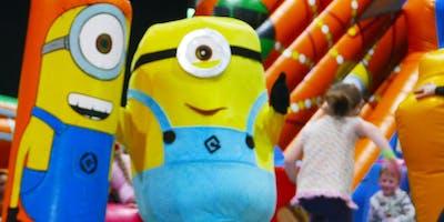 Stoneleigh Park Inflatable Family Fun Days