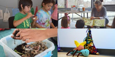 February Break Family Programs at Queens Botanical Garden