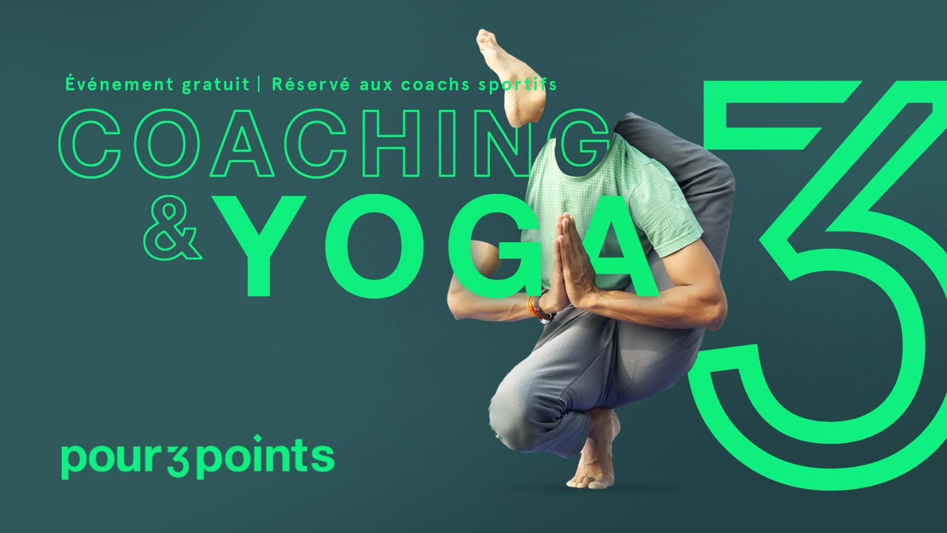 Cours de yoga P3P - Introduction pour les coachs sportifs