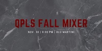 QPLS Fall Mixer