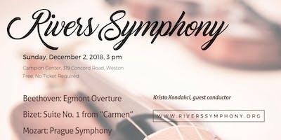 The Rivers Symphony with Kristo Kondakci