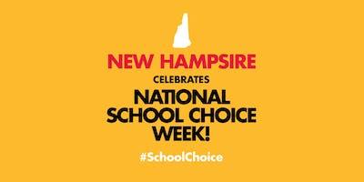 NH Celebrates National School Choice Week 2019