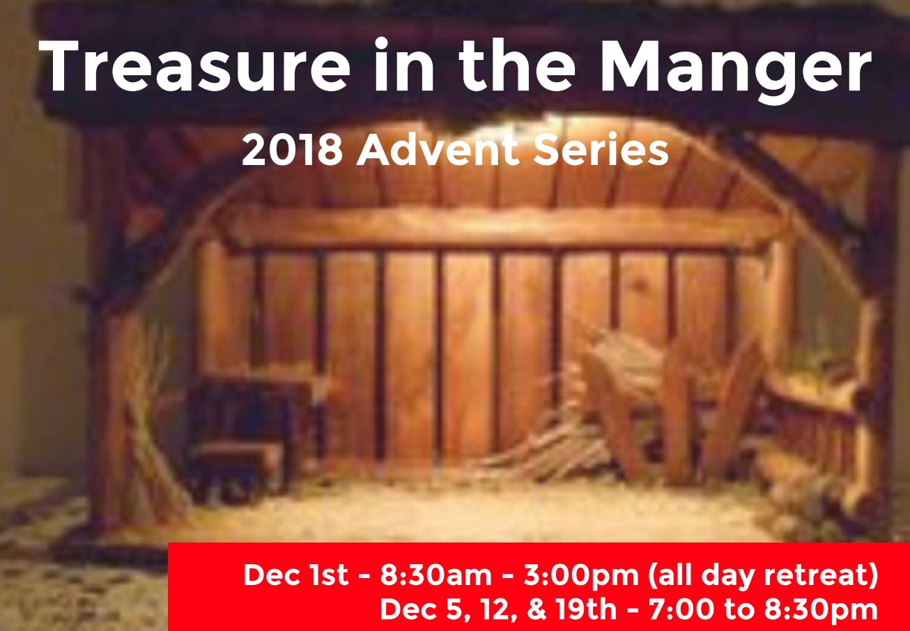Treasure in the Manger