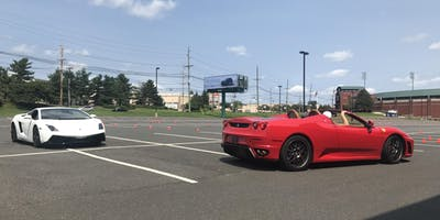 Supercar Driving Experience 2019 @ TD Bank Park