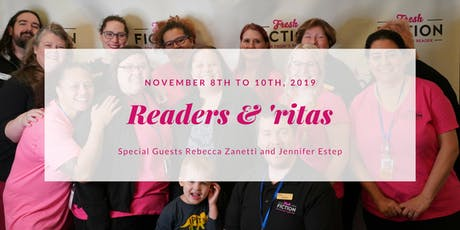 2019 Readers & 'ritas: Rebecca Zanetti, Jennifer Estep tickets