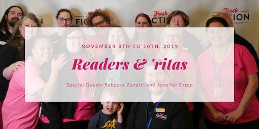 2019 Readers & 'ritas: Rebecca Zanetti, Jennifer Estep