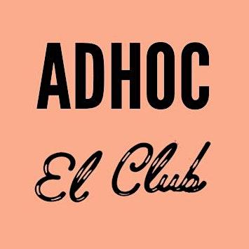 AdHoc Presents Michigan logo