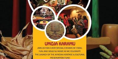 "Umoja Karamu (Unity Feast) & \""Reclaim Your Heritage\"" Launch Event"