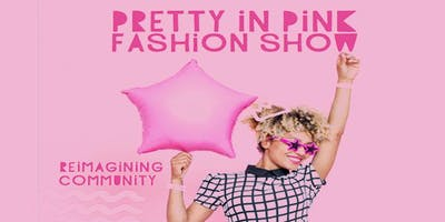 Pretty In Pink Fashion Show