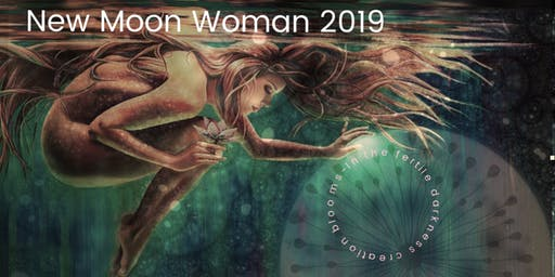 New Moon Woman August 2019 (8/1/19)