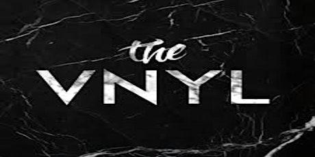 The VNYL Friday's tickets