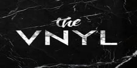 The VNYL Saturday's tickets