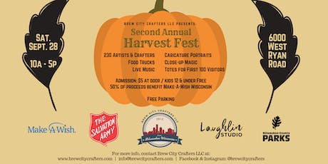 Second Annual Harvest Fest tickets