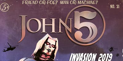 John 5 @ Holy Diver