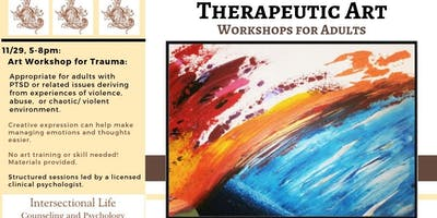 Therapeutic Art Workshop: Trauma