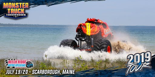 Monster Truck Throwdown - Scarborough, ME