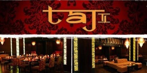 TAJ II Lounge - HipHop Fridays - Guest List