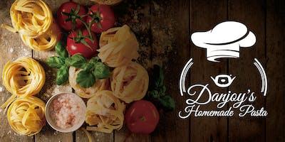 Danjoy's Homemade Pasta 101 Class