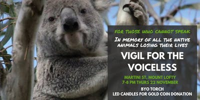 Vigil for the Voiceless