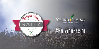 Live Your Passion 2019 Rally - Saturday, January 19th, 2019