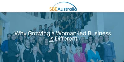 Why Growing a Woman-Led Business is Different (Melbourne)