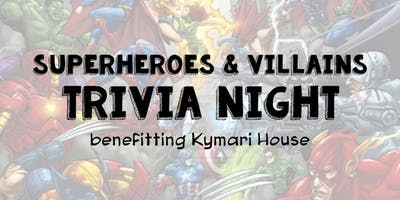 Superheroes & Villains Trivia Night