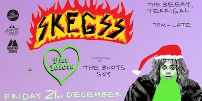 Skegss-mas feat. Skegss + Pist Idiots | The Beery