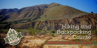 2019 Los Padres Wilderness Basics Course