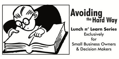 Employee Retention Benefits Lunch n Learn - Nov 27