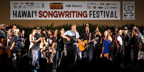 Hawaii Songwriting Festival 2019 tickets