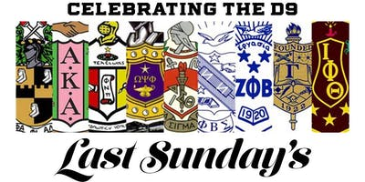 Last Sundays Presents: Celebrating The D9 Historical Black Fraternities and Sororities