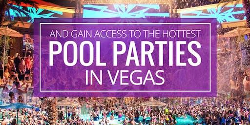 Drais Beach Club - Voted #1 Vegas Pool Party 7/12