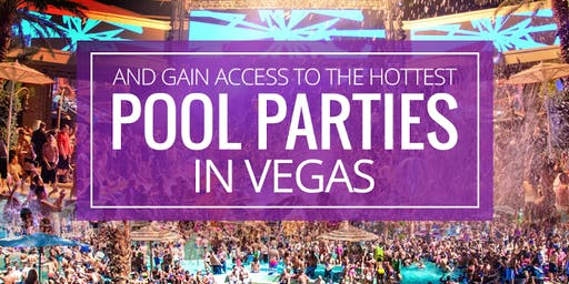 Drais Beach Club - Voted #1 Vegas Pool Party 8/17