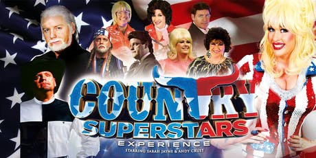 Sarah Jayne's Dolly Parton Experience with Country Superstars  tickets
