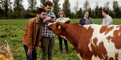 Quicke's Home Farm Experience -27th September 2019