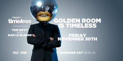 Golden Room is timeless | Cheshire Cat