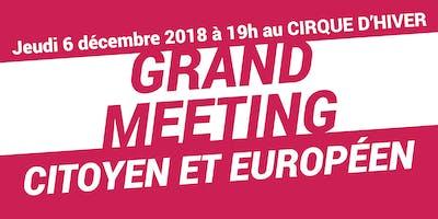 Grand Meeting Citoyen