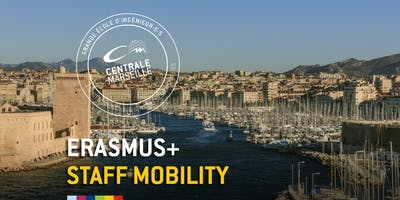 Erasmus+ Staff Mobility at Centrale Marseille