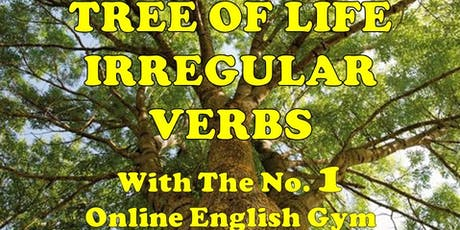 "OPEN SESSION ""TREE OF LIFE. IRREGULAR VERBS"" tickets"