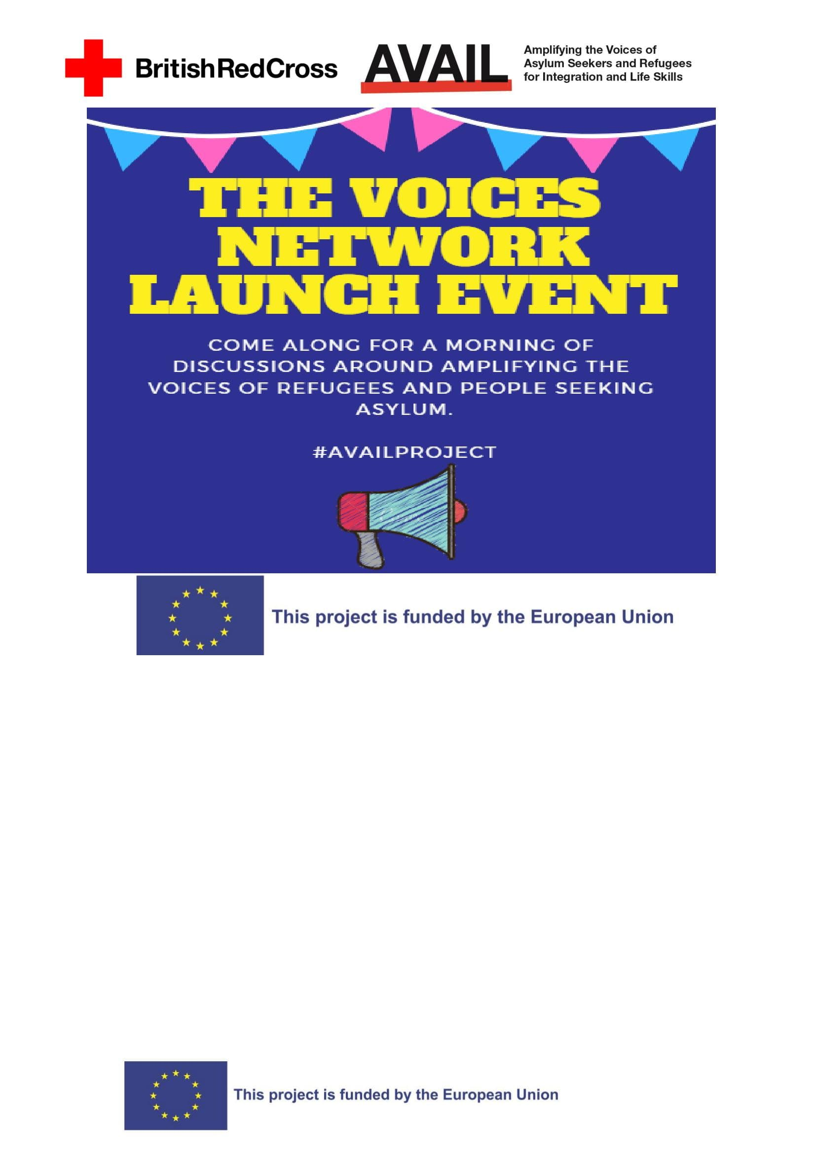 The Scottish Voices Network Launch Event