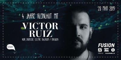 4 Jahre Kleinlaut mit Victor Ruiz