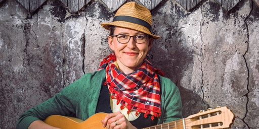 Martina Schwarzmann - Genau richtig - Nürnberg