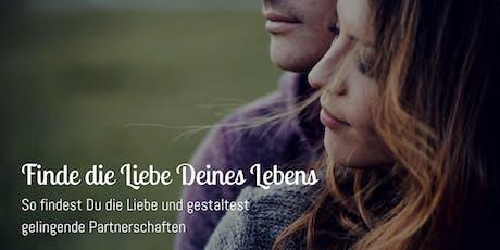 """""""Die Liebe finden"""" - Intensiv-Seminar  Tickets"""