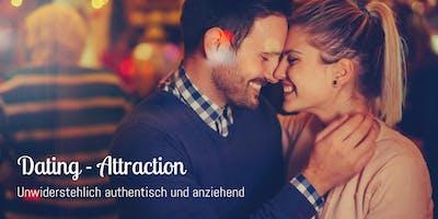 Dating-Attraction: Unwiderstehlich authentisch - Hamburg