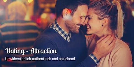 Dating-Attraction: Unwiderstehlich authentisch - Hamburg tickets